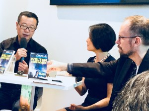 Cixin Liu und Dieter Dath