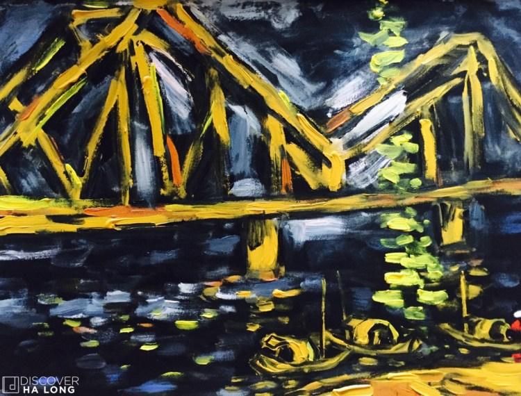 long_bien_bridge_by_PhamLuc