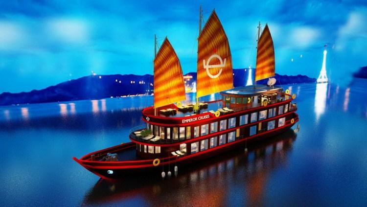 Emperor Cruise Tong the