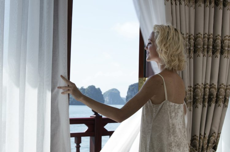 Ocean View and Private Balcony on All Suites Emperor Cruises Halong