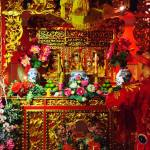 Mother's Worship of Vietnamese People