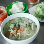 The Land of Seafood Noodle Soup
