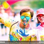 Happy Color Run Nha Trang on August 21st
