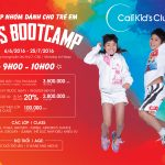 Joyful Summer – Kids Bootcamp at California Fitness & Yoga