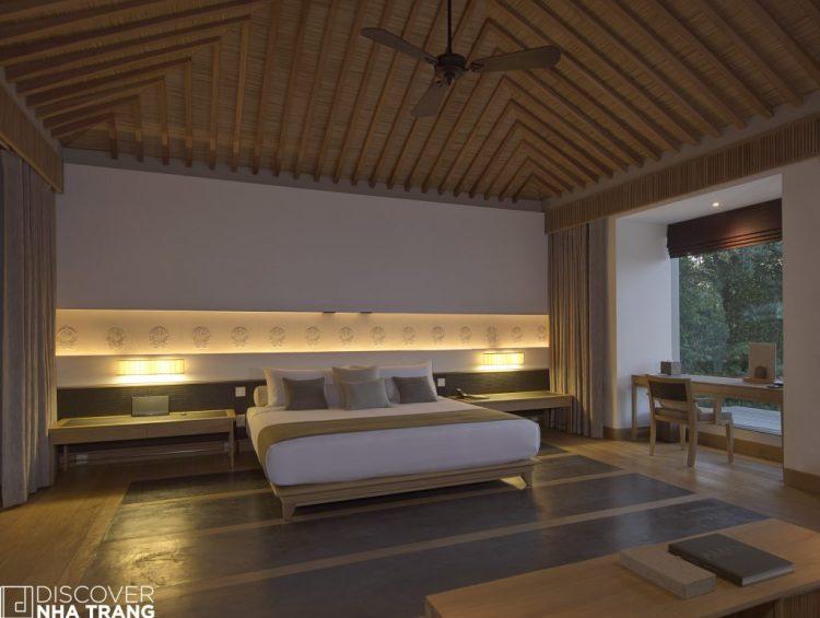 Amanoi - Pool Pavilion Bedroom Area