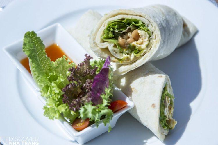 Breakfast Wrap-Lunar Bar & Grill-Nha Trang