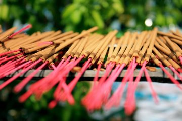 Incense in Vietnam