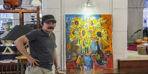 Pham Luc Artist Vietnam
