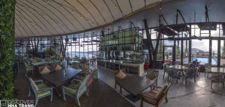 Skylight Restaurant Chefs Club Nha Trang