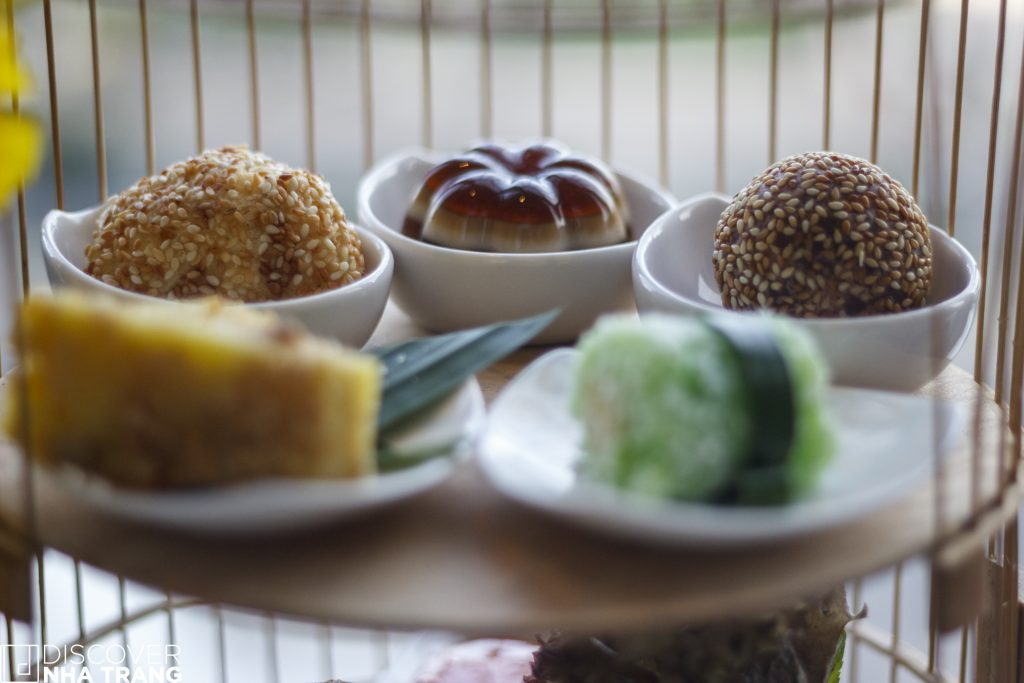 Tet Pastries-High Tea-Intercontinental Nha Trang