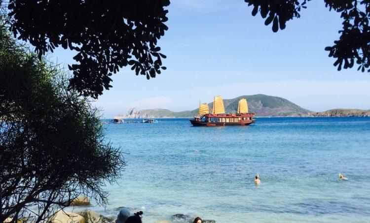 Emperor Cruises Nha Trang Bay