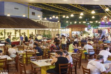 Garden Terrace Grill Garden Nha Trang Featured
