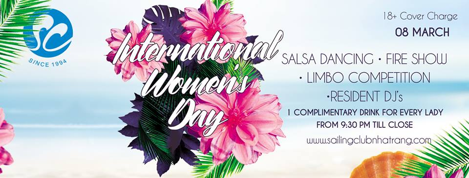 Women's Day Sailing Club NHa Trang