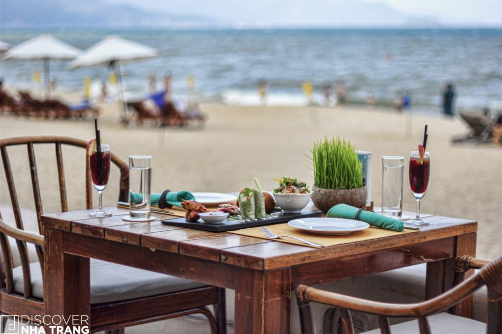Beach Breakfast- Sailing Club Nha Trang