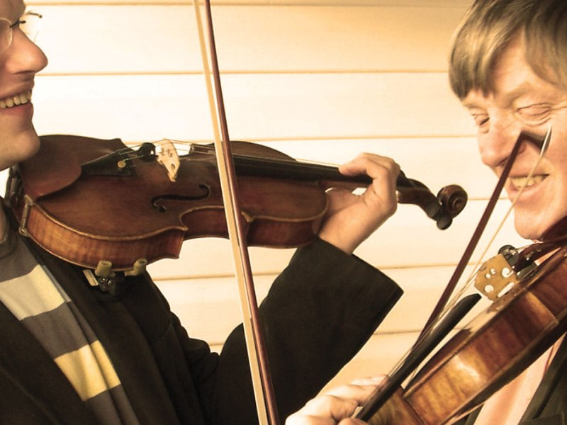 Events | Father/Son duo Peter & Martin Cropper perform at Goldmark | 18/5/08