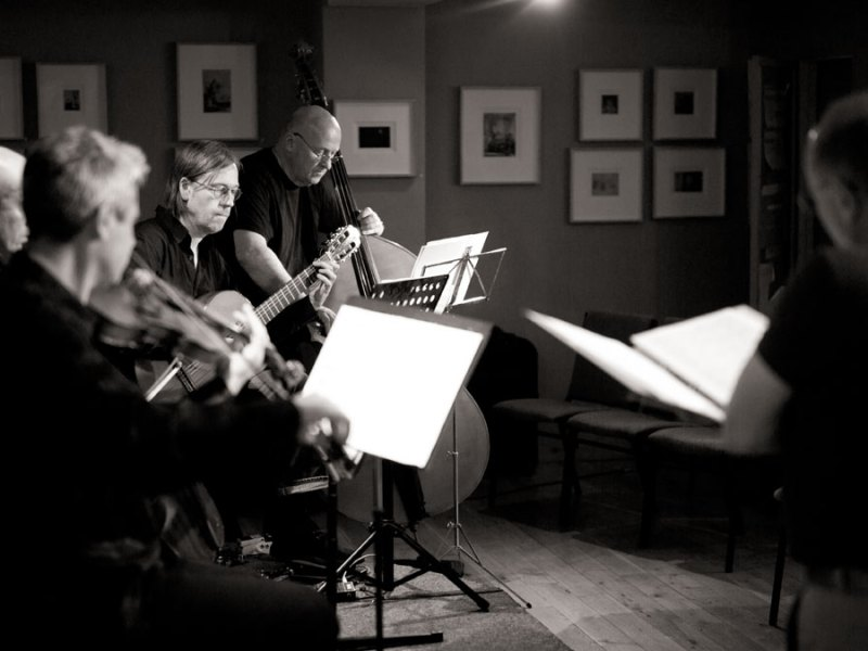 Events | A rare performance from the Gavin Bryars Ensemble | 14/6/12