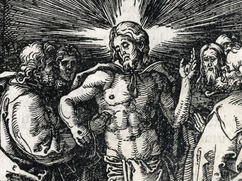 In Focus | The First Edition of Albrecht Dürer's 'Small Passion' Woodcuts