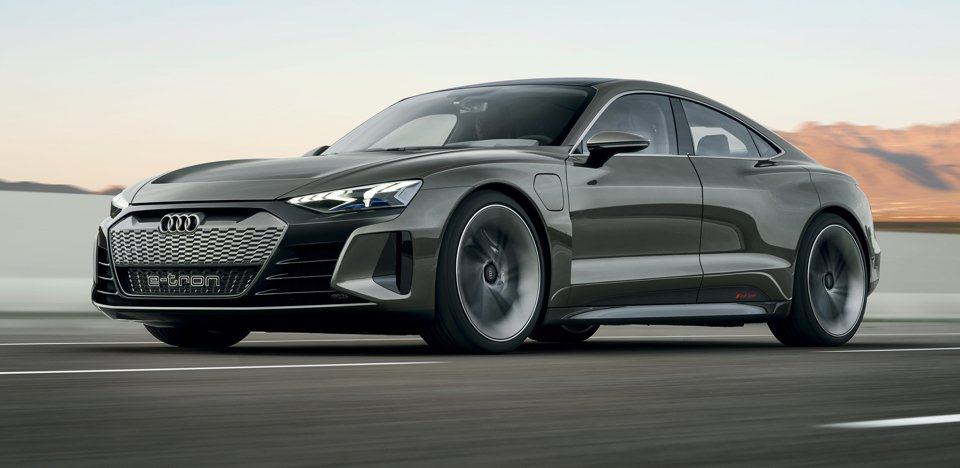 Design and Body Audi e-Tron GT: Sustainability and Luxury Combine