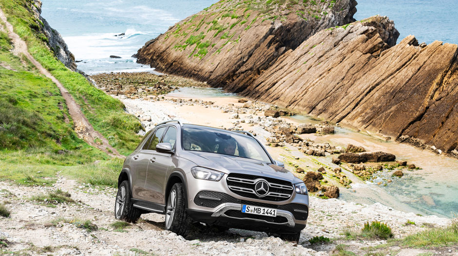 2020 Mercedes-Benz GLE-Class Best Midsize Luxury SUV for 2019