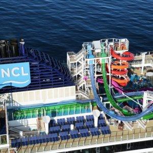 Master's Degree from Norwegian Cruise Line University!