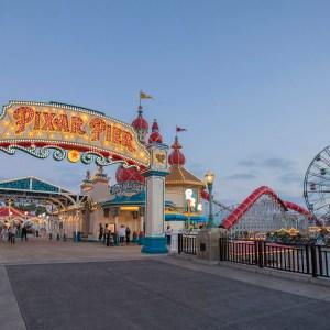 Tour Disney Pixar Pier