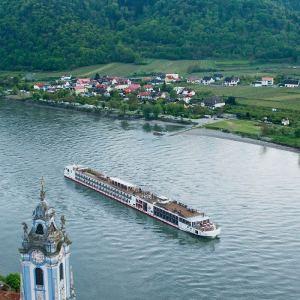 Viking Longships and cruising Europe's Rivers