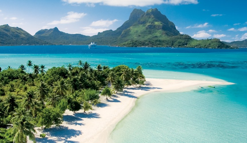 Explore the Cook & Society Islands from Tahiti!