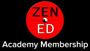 Zen Ed Academy Membership, Zen Rose Garden, David A Caren, Heather Kim Rodriguez, Las Vegas, NV