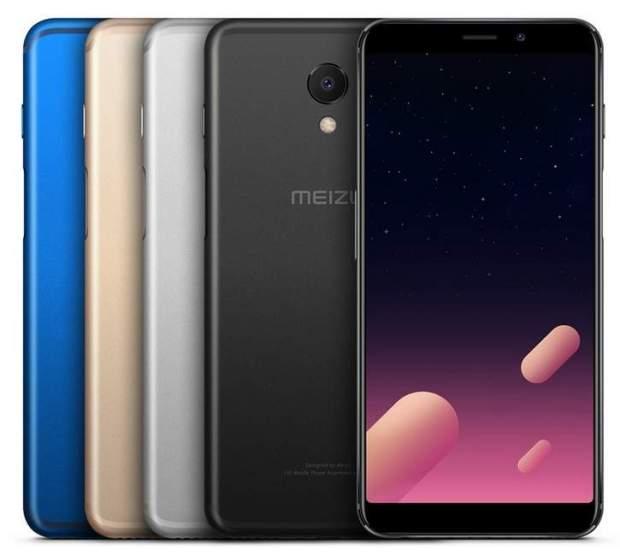 В России стартовали продажи смартфонов Meizu M6s