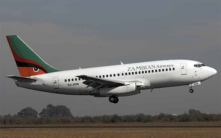 Zambia Reopens Air Access