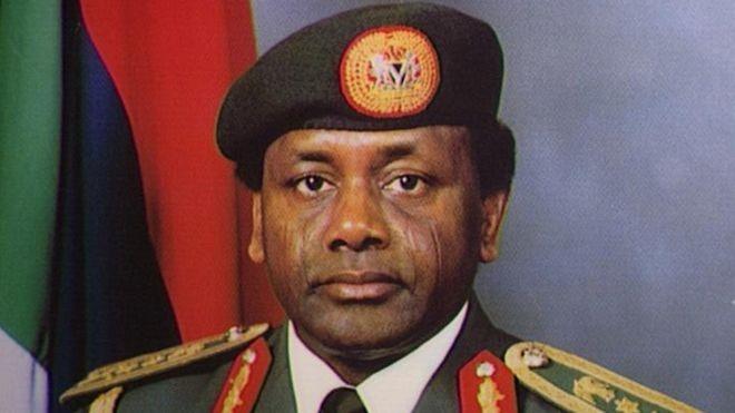 Late Gen. Sani Abacha