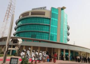 AfDB House in Abuja, Nigeria