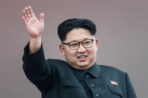 North Korean leader, Kim Jong-Un.