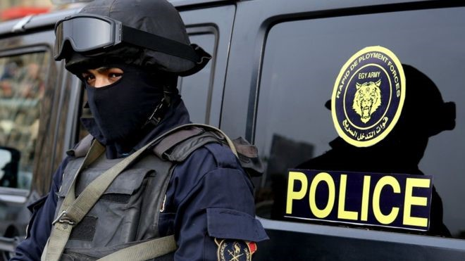 Wael Abbas has spent more than a decade documenting alleged police abuses. Credit/AFP