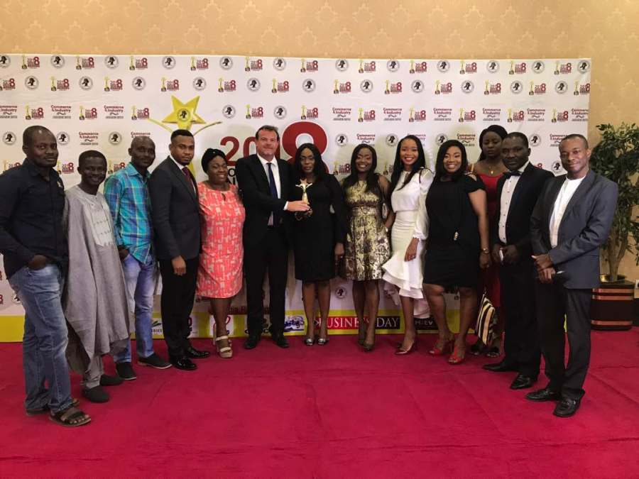 CNBC Africa Receives Award for Best Business Television