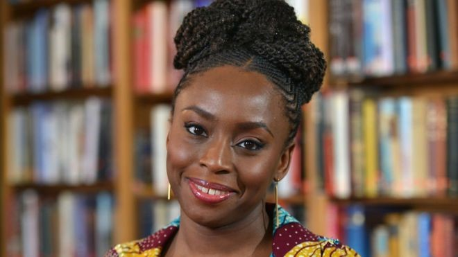Chimamanda Ngozi Adichie has won this year's PEN Pinter Prize.