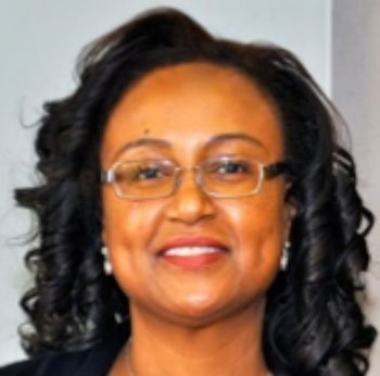 "Ms. Bajabulile ""Swazi"" Tshabalala as Vice President for Finance and Chief Finance Officer for the African Development Bank Group"