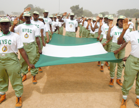 Saraki is sending political messages to corps members