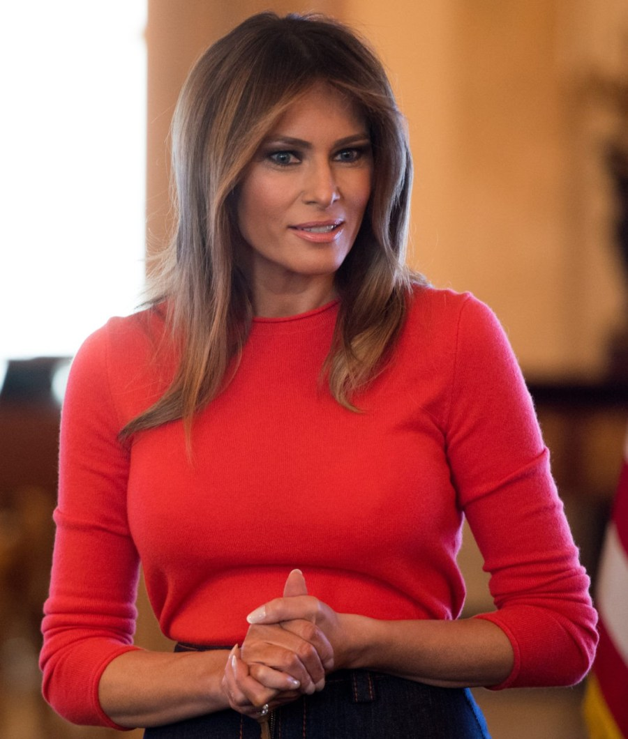 US First Lady, Melania Trump