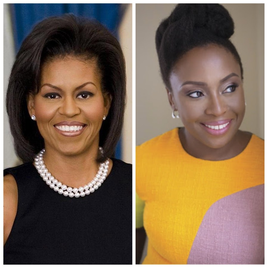 Chimamanda Adichie will be having a live chat session with Michelle Obama