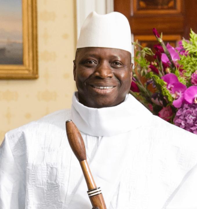 US bars Yahya Jammeh