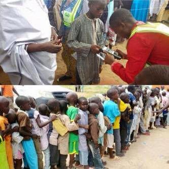 There were reports of underage voting in a recent election in Kano, Nigeria