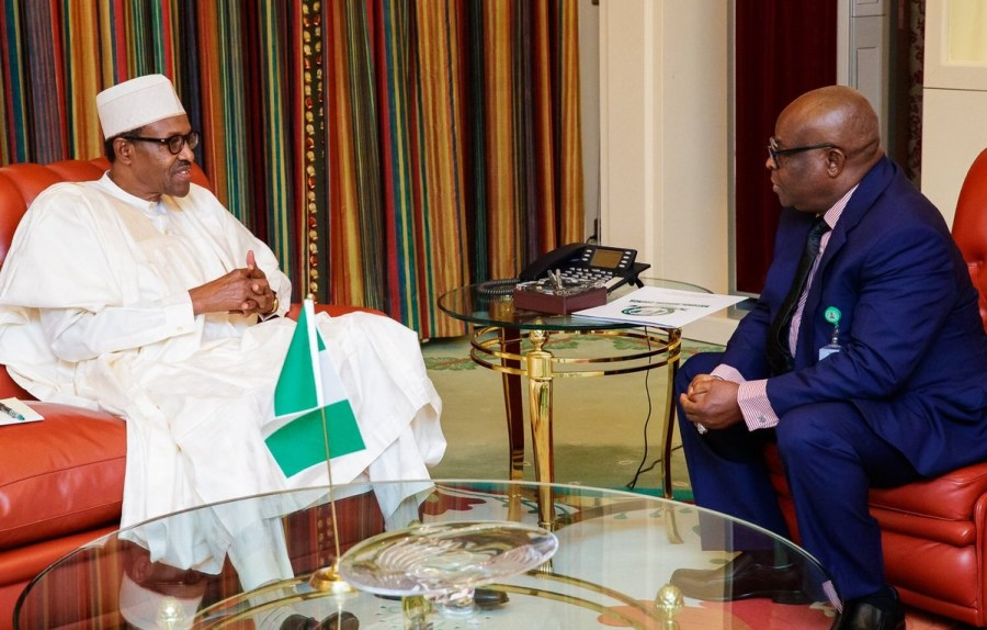 Huge support for Onnoghen may thwart Buhari's plans to remove him as trial adjourns till next week