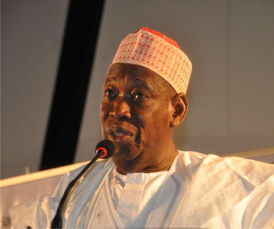 Umar A Ganduje, incumbent Kano Gov wins relection