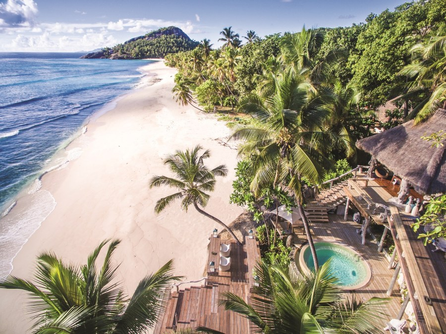Luxury Collection debuts in Seychelles' North Island