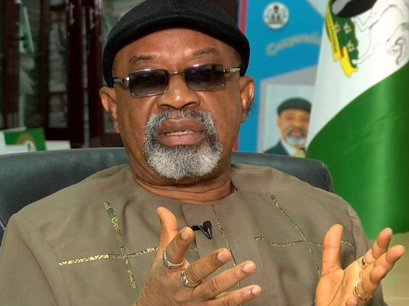Nigeria's labour Minister, Ngige, doesn't care about staggering brain drain