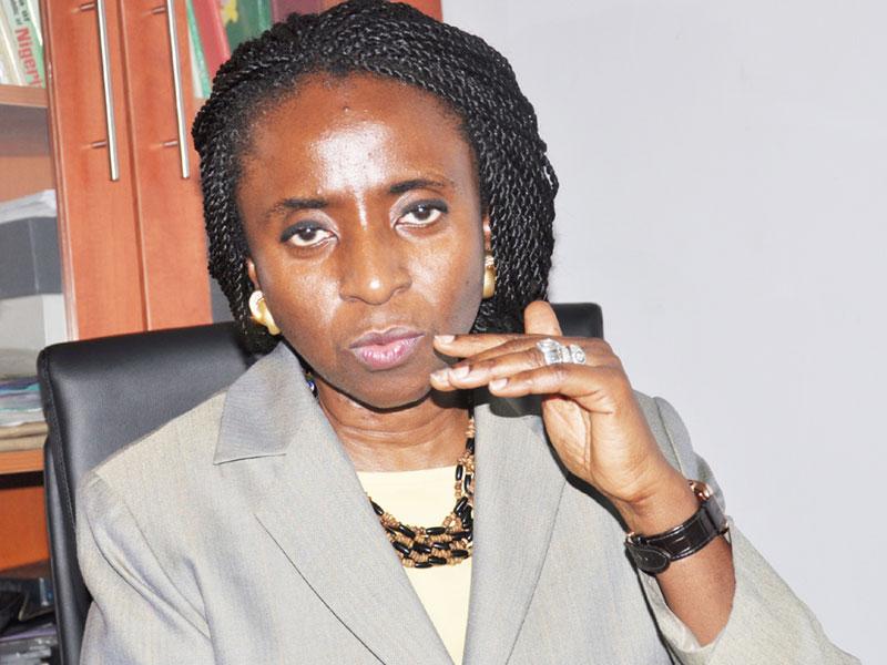 DAGOMO Chief Program Officer and former Executive Chairman of the Federal Inland Revenue Service (FIRS), Mrs. Ifueko M Omoigui-Okauru