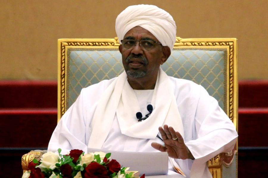 Omar al-Bashir, former Sudan President