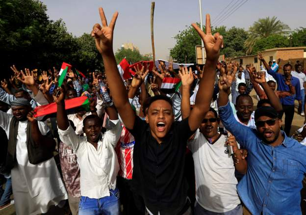 Protests persist after 'al-Bashir Ouster'