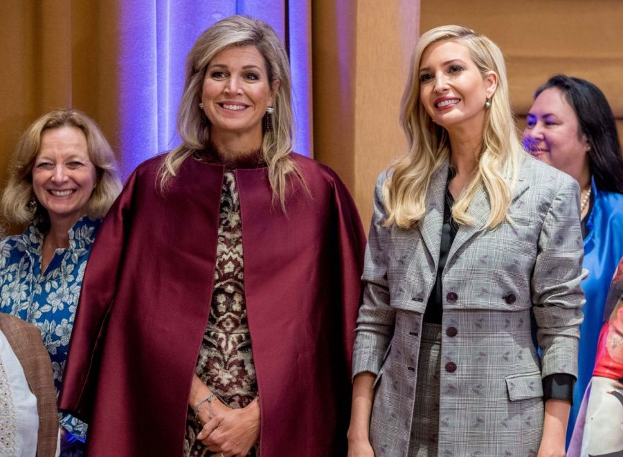 Ivanka Trump at We-Fi event in New York, May 29, 2018